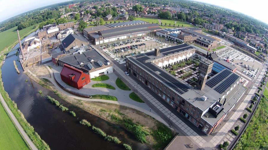 Dru Industriepark te Ulft - Cultuur Achterhoek
